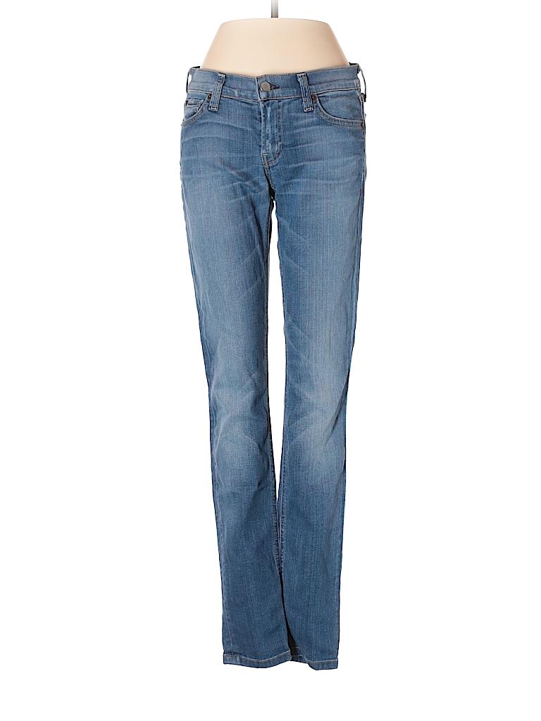 Textile by Elizabeth and James Women Jeans 25 Waist