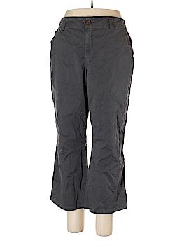 Maurices Khakis Size 24 (Plus)