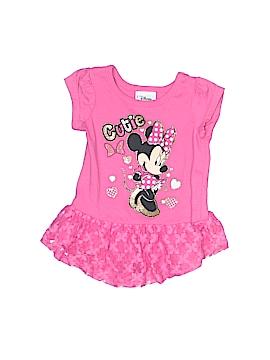 Disney Short Sleeve Top Size 18 mo