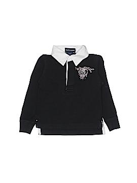 Ralph Lauren Long Sleeve Polo Size 3T