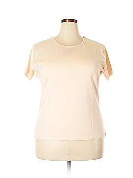 J.jill Short Sleeve T-Shirt Size 2X (Plus)