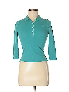 Abercrombie 3/4 Sleeve Polo Size M