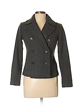 Banana Republic Factory Store Wool Coat Size XS