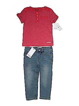 Hudson Short Sleeve T-Shirt Size 24 mo