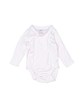 H&M Long Sleeve Onesie Size 1-2mo