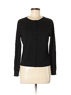 August Silk Cardigan Size M (Petite)