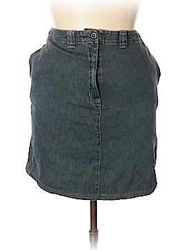 SONOMA life + style Denim Skirt Size 14 (Petite)