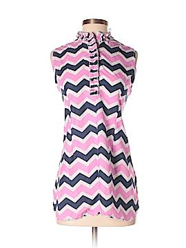 Toss Designs Sleeveless Button-Down Shirt Size S