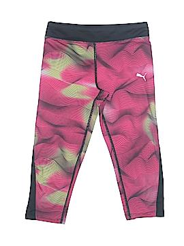 Puma Snow Pants With Bib Size 8 - 10