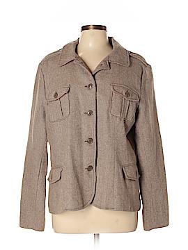 Relativity Wool Coat Size XL