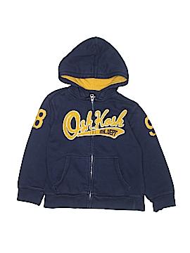 OshKosh B'gosh Zip Up Hoodie Size 6