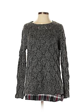 Orange Creek Pullover Sweater Size Sm - Med
