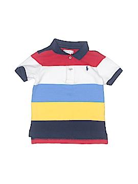Ralph Lauren Short Sleeve Polo Size 24 mo