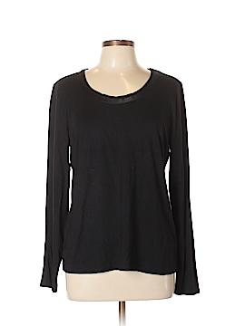 Adrienne Vittadini Long Sleeve Top Size XL