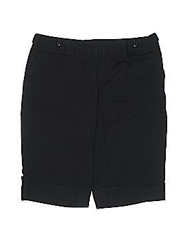 AB Studio Khaki Shorts Size 12