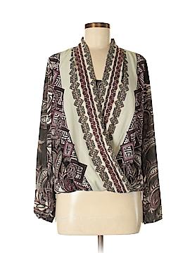 Alfani Long Sleeve Blouse Size 6