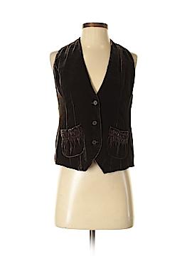 Sunny Leigh Tuxedo Vest Size S