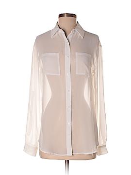 Decree Long Sleeve Blouse Size S