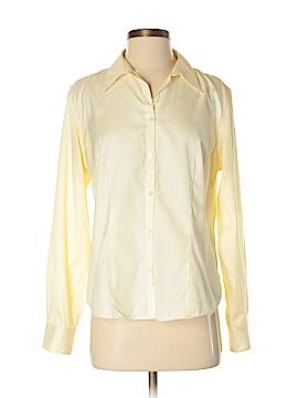 Covington Outlet Long Sleeve Button-Down Shirt Size M