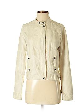 Mine Faux Leather Jacket Size M