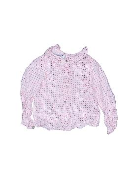 CdeC Long Sleeve Blouse Size 18 mo