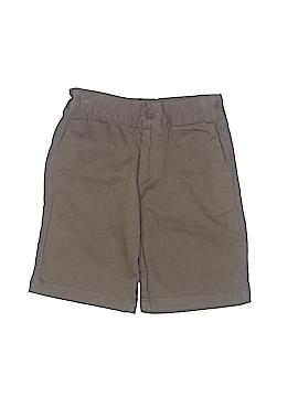 Paulina Quintana Khaki Shorts Size 4