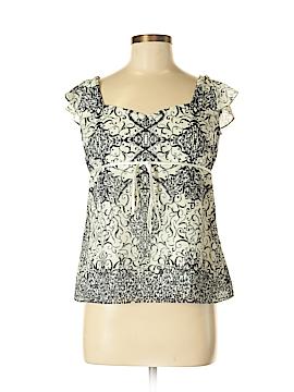 Antonio Melani Short Sleeve Blouse Size 8