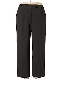 Josephine Chaus Dress Pants Size 18 (Plus)