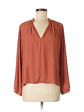 Lush Long Sleeve Blouse Size XS