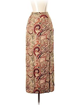 Peck & Peck Silk Skirt Size 4