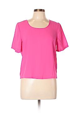 Fun2Fun Short Sleeve Blouse Size L