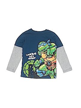 Nickelodeon Long Sleeve T-Shirt Size 4