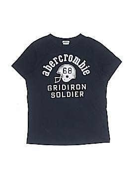 Abercrombie Short Sleeve T-Shirt Size X-Large (Kids)