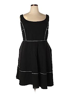 ABS Allen Schwartz Casual Dress Size 3X (Plus)