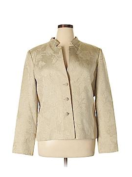 Talbots Silk Blazer Size 18 (Plus)