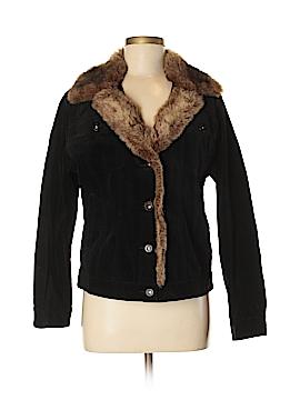 Marisa Christina Faux Fur Jacket Size M