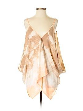 Ramona LaRue by Arianne Sleeveless Silk Top Size S