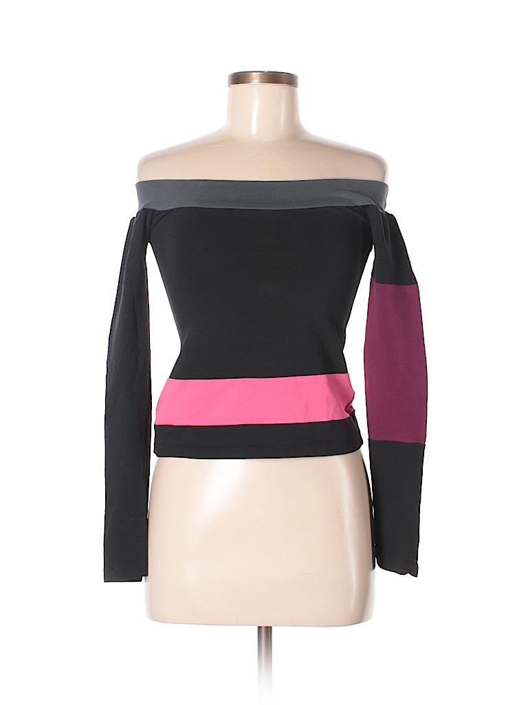 Y-3 Yohji Yamamoto Adidas Women Long Sleeve Top Size S