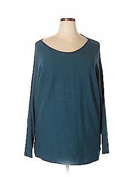 Lane Bryant Long Sleeve Blouse Size 22 - 24 Plus (Plus)
