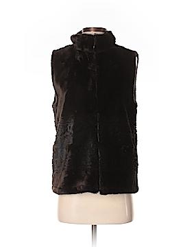 Black Diamond Faux Fur Jacket Size S