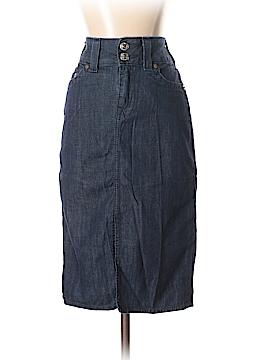 True Religion Denim Skirt 26 Waist