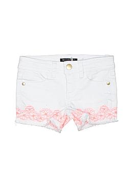 Fire Los Angeles Denim Shorts Size 4