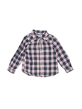 Zara Long Sleeve Button-Down Shirt Size 95 (CM)