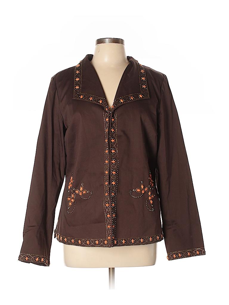 Victor Costa Women Jacket Size L