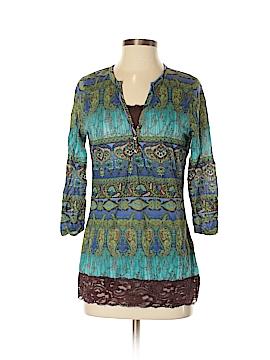 DressBarn 3/4 Sleeve Blouse Size S