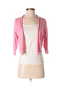 Gold Hawk Silk Cardigan Size Sm - Med