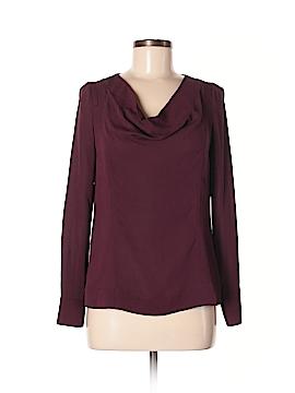 Yigal Azrouël New York Long Sleeve Blouse Size Med (2)