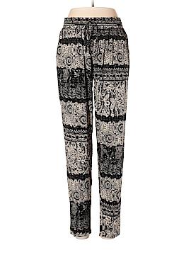 En Creme Casual Pants Size M