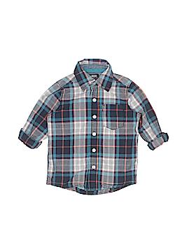 OshKosh B'gosh Long Sleeve Button-Down Shirt Size 3T