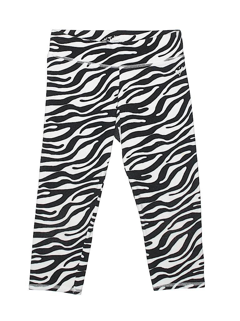 7c7614a423671 Justice Animal Print Black Leggings Size 10 - 25% off | thredUP
